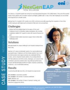NexGenEAP Total Wellbeing case study